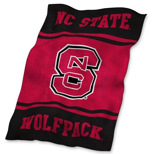 Logo™ North Carolina State University Ultrasoft Blanket