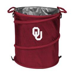 Logo™ University of Oklahoma Collapsible 3-in-1 Cooler/Hamper/Wastebasket