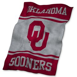 Logo™ University of Oklahoma Ultrasoft Blanket