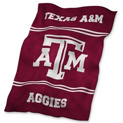 Logo™ Texas A&M University Ultrasoft Blanket