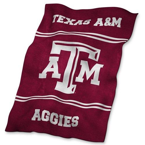 Logo™ Texas A&M University Ultrasoft Blanket