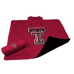 Logo™ Texas Tech University All-Weather Blanket