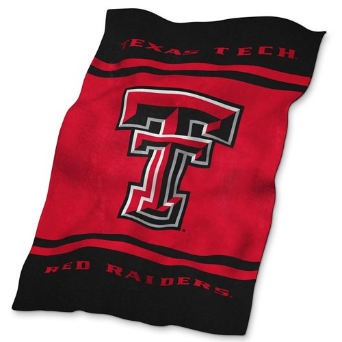 Logo™ Texas Tech University Ultrasoft Blanket