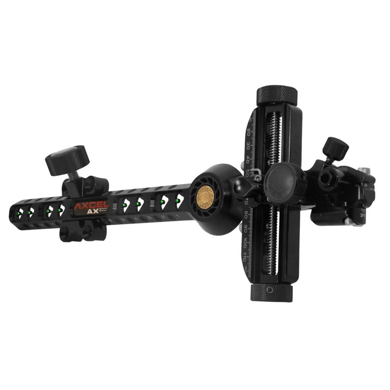 AXCEL Sights AX3000 3-D Target Sight Black - Bow Accessories at Academy Sports thumbnail