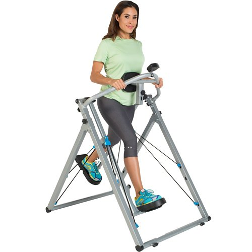 ProGear Freedom Air Walker LS1 48' Stride Elliptical with Heart Pulse Monitor