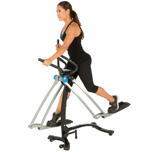 ProGear Dual-Action 360 LS 36' Stride Air Walker with Heart Pulse Monitor