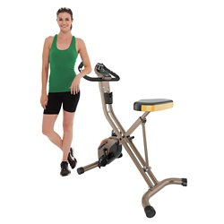 500 XLS Foldable Magnetic Upright Exercise Bike