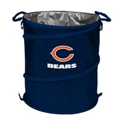 Logo™ Chicago Bears Collapsible 3-in-1 Cooler/Hamper/Wastebasket