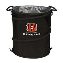 Logo™ Cincinnati Bengals Collapsible 3-in-1 Cooler/Hamper/Wastebasket