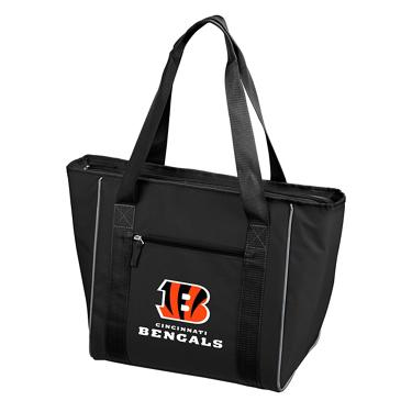 2c86c0b1 Logo™ Cincinnati Bengals 30-Can Cooler Tote Bag