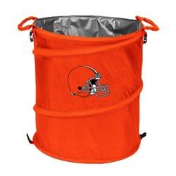 Logo™ Cleveland Browns Collapsible 3-in-1 Cooler/Hamper/Wastebasket