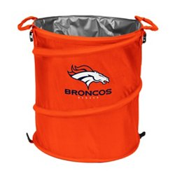Logo™ Denver Broncos Collapsible 3-in-1 Cooler/Hamper/Wastebasket