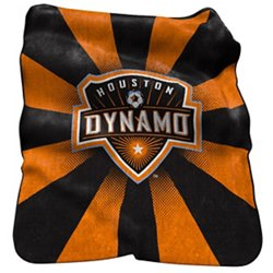 Logo™ Houston Dynamo Raschel Throw