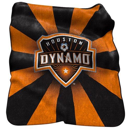 Logo™ Houston Dynamo Raschel Throw