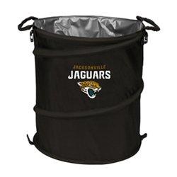 Logo™ Jacksonville Jaguars Collapsible 3-in-1 Cooler/Hamper/Wastebasket