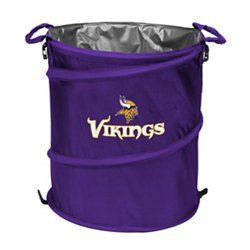 Logo™ Minnesota Vikings Collapsible 3-in-1 Cooler/Hamper/Wastebasket