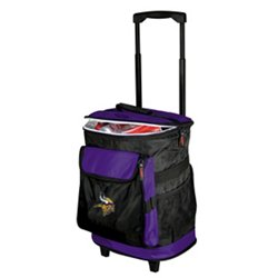 Logo™ Minnesota Vikings Rolling Cooler