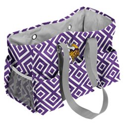 Logo™ Minnesota Vikings DD Junior Caddy Tote Bag