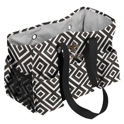 Logo™ New Orleans Saints DD Junior Caddy Tote Bag