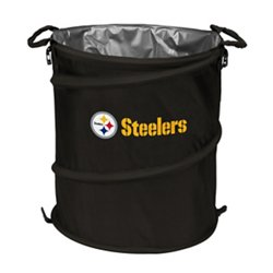 Logo™ Pittsburgh Steelers Collapsible 3-in-1 Cooler/Hamper/Wastebasket