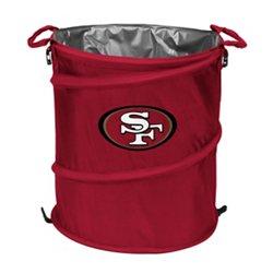 Logo™ San Francisco 49ers Collapsible 3-in-1 Cooler/Hamper/Wastebasket