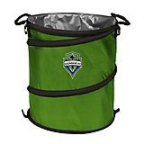 Logo™ Seattle Sounders FC Collapsible 3-in-1 Cooler/Hamper/Wastebasket