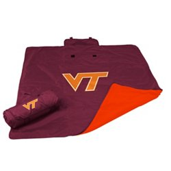 Logo™ Virginia Tech All-Weather Blanket