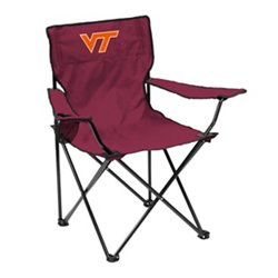 Logo™ Virginia Tech Quad Chair