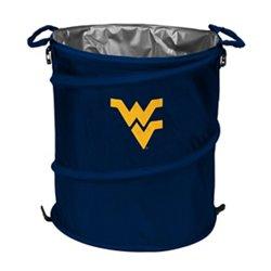 Logo™ West Virginia University Collapsible 3-in-1 Cooler/Hamper/Wastebasket