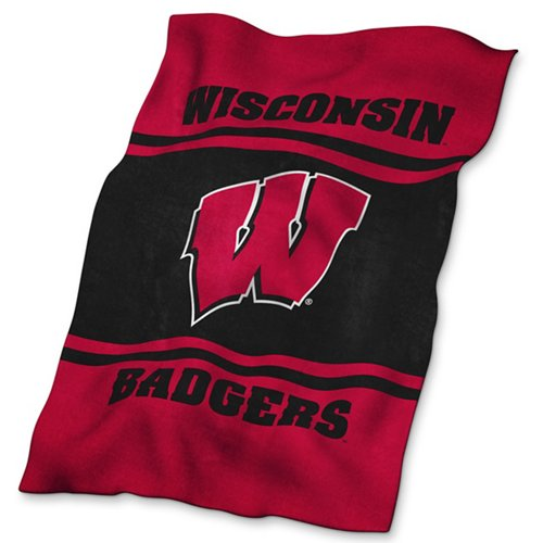 Logo™ University of Wisconsin Ultrasoft Blanket
