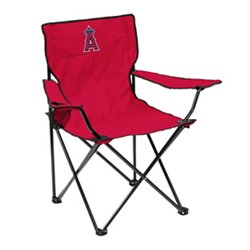 Logo™ Los Angeles Angels Quad Chair