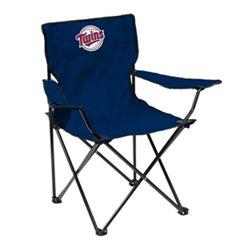 Logo™ Minnesota Twins Quad Chair