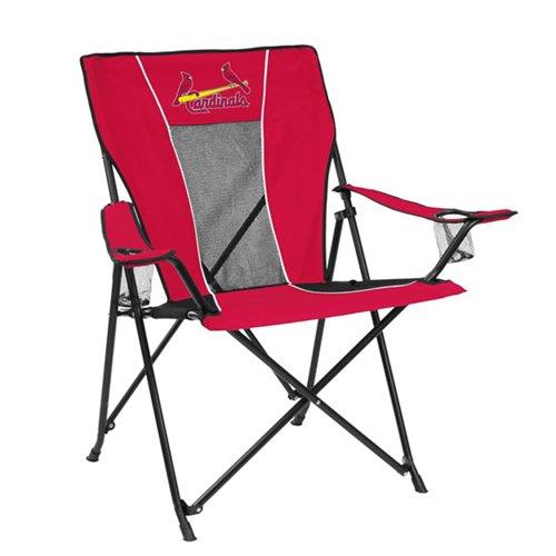 Logo™ St. Louis Cardinals Game Time Chair