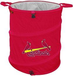 Logo™ St. Louis Cardinals Collapsible 3-in-1 Cooler/Hamper/Wastebasket