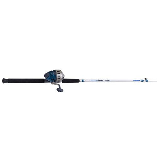 Zebco 808® Saltfisher 7' MH Saltwater Spincast Rod and Reel Combo