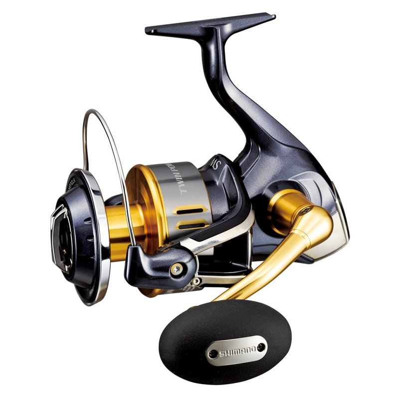 Shimano Twin Power Saltwater Spinning Reel Convertible, 130 – Spinning Ultralight Reels at Academy Sports