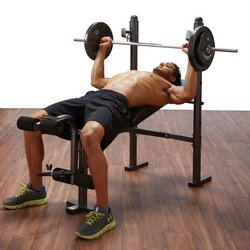 Multipurpose Mid-Width Weight Bench