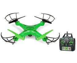 World Tech Toys Striker Glow-in-the-Dark Camera RC Spy Drone