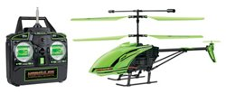 World Tech Toys Glow-in-the-Dark Hercules Unbreakable RC Helicopter