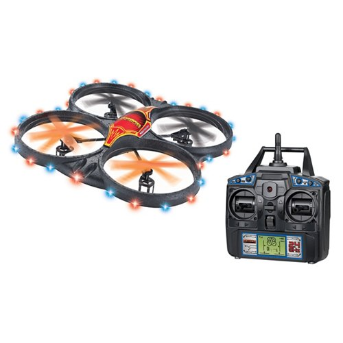 World Tech Toys Horizon Camera RC Spy Drone
