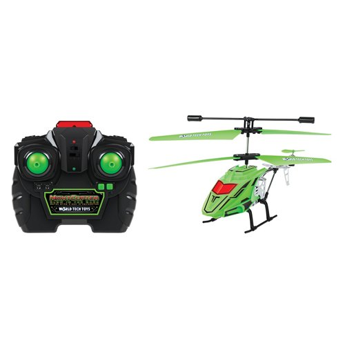 World Tech Toys Glow-In-The-Dark 3.5-Channel RC Helicopter