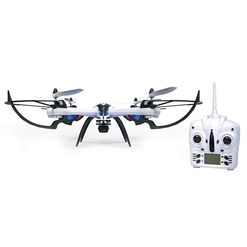 World Tech Toys Prowler Camera RC Spy Drone