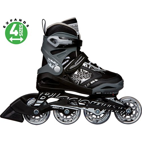 Rollerblade Boys' Bladerunner Phoenix Adjustable In-Line Skates