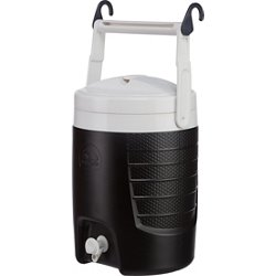 2-Gallon Beverage Jug with Hooks