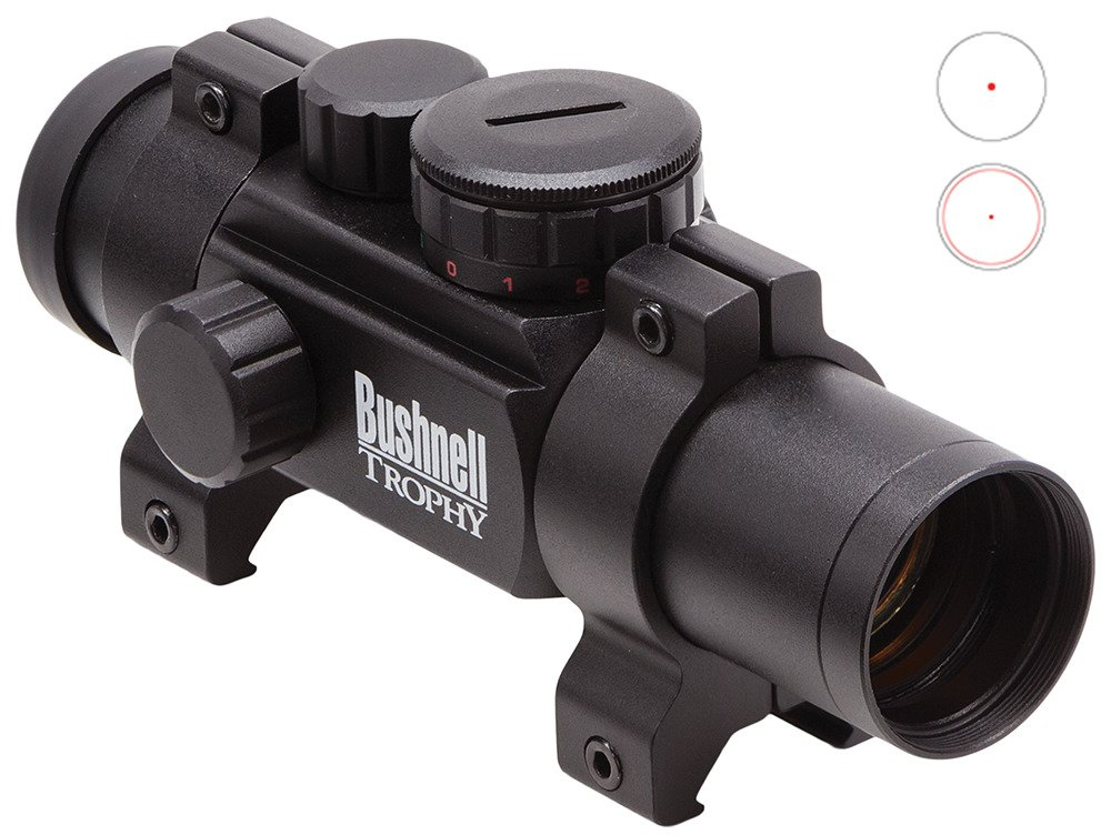 Bushnell Trophy 1 x 28 Red Dot Scope - view number 1