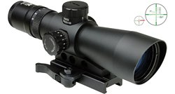 NcSTAR Mark III 3 - 9 x 42 Riflescope