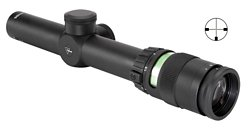 AccuPoint 1 - 4 x 24 Riflescope