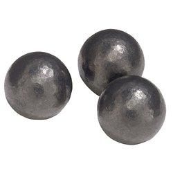 Muzzleloading Black Powder Lead Round Balls