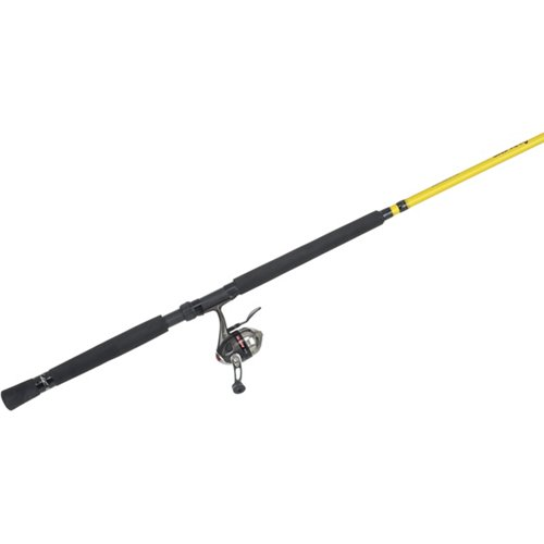 Mr. Crappie® Slab Daddy® 12' L Freshwater UnderSpin Rod and Reel Combo