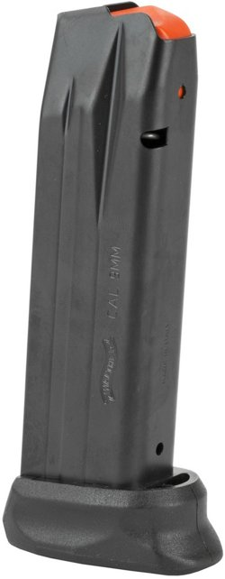 Walther PPQ 9mm 17-Round Finger Extension Replacement Magazine